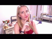 Nu live hete webcamsex met Hollandse amateur  crazyblond?