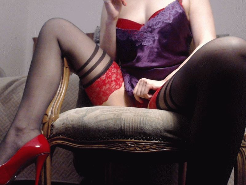 Nu live hete webcamsex met Hollandse amateur  papillon?