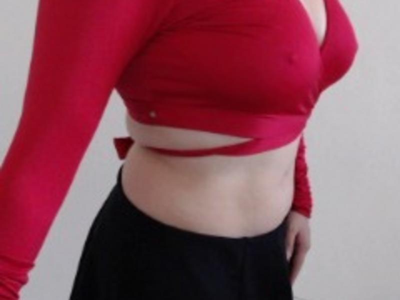Nu live hete webcamsex met Hollandse amateur  sharonsexy?